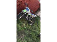 kx 250 2002 not rm cr yz ktm