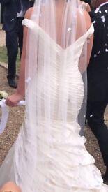 Ian Stuart 'Azure' Wedding dress