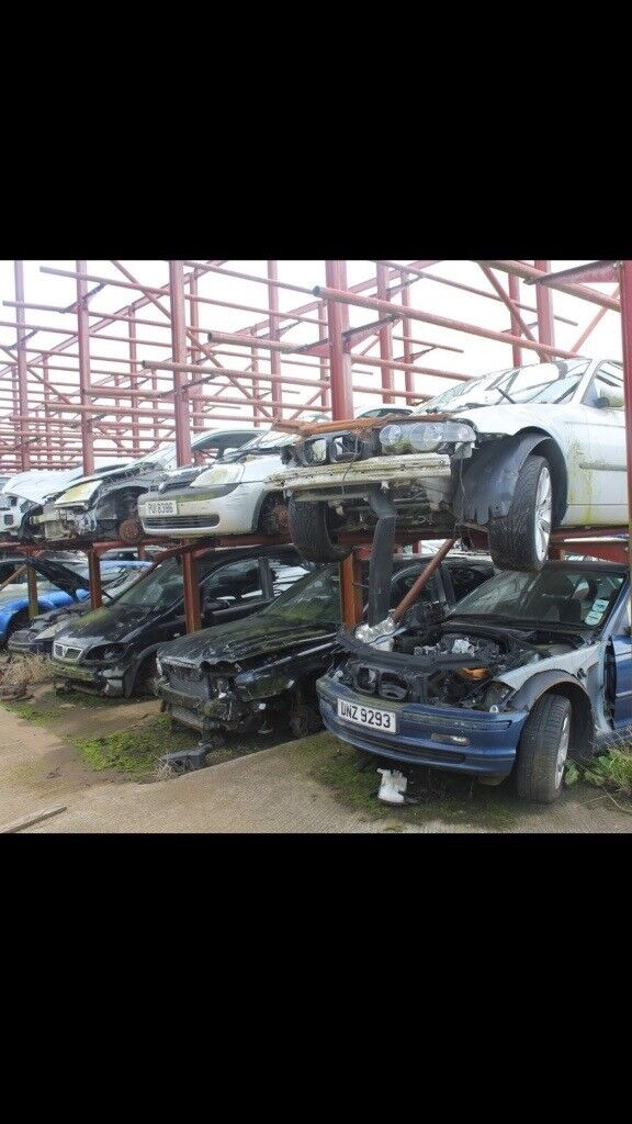 car breakers clear out. everything must go!!! bmw honda subaru