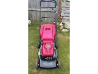 Mountfield self propelled petrol lawn mower mower
