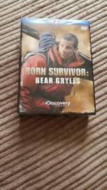 Bear grylls born survivor dvd boxset