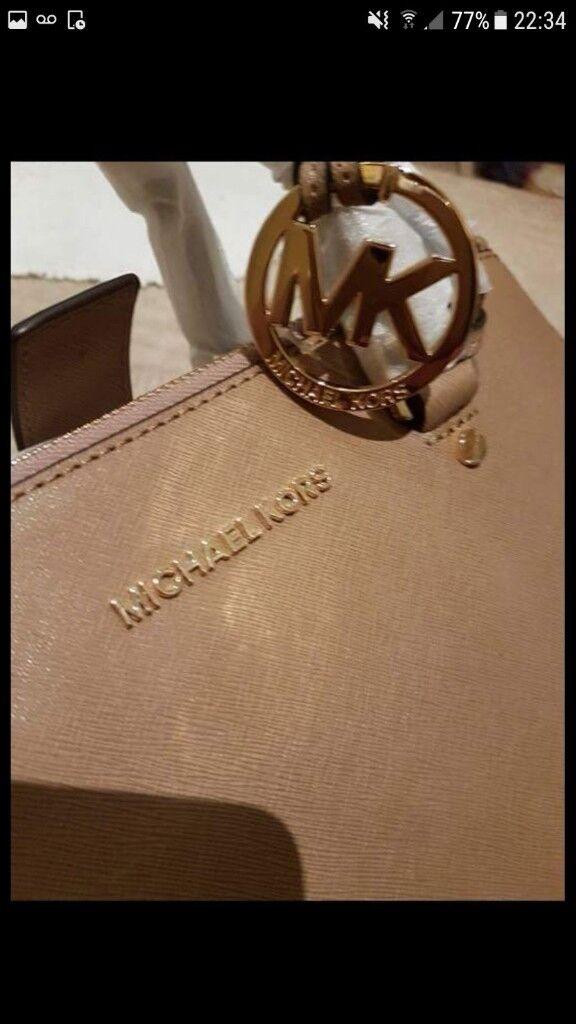 2 Micheal Kor handbags for sale