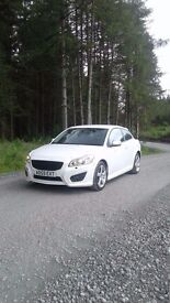 Volvo C30 R Design facelift