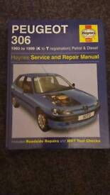Haynes manual, Peugeot 306 1993-1999