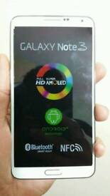 Samsung Galaxy Note 3 32GB WHITE UNLOCKED EXCELLENT CONDITION AS LIKE NEW BOx