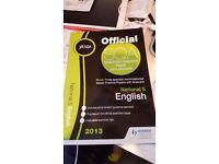 SQA National 5 English Specimen Papers 2013