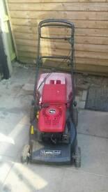 For sale petrol lawn mower