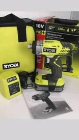 Ryobi one plus impact driver brand new