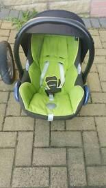 Quinny buzz car seat