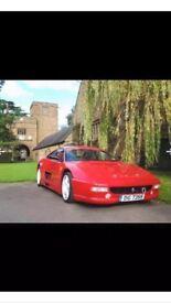 Ferrari 355 gts mr2 replica