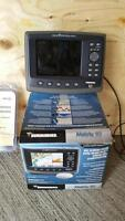 Humminbird Matrix 97 fish finder/GPS
