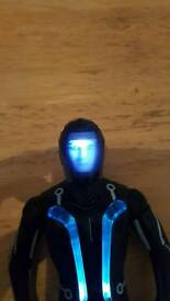 Tron Legacy deluxe figures. 7inch
