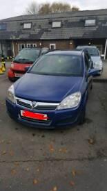 Vauxhall Astra Estate 1.7cdti