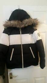 Ladies supply and demand winter jacket