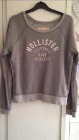 Medium size hollister sweater