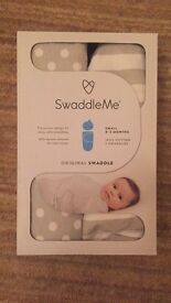 Unisex swaddleme small 0-3 months NEW