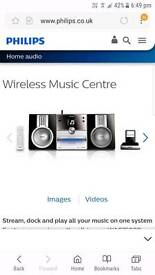 Phillips stereo wireless