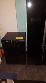 A ONE TIME USED HOOVER TUMBLE DRYER 7KG