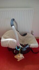Hauck Zero Plus Universal Baby Car Travel Seat 0-13kg