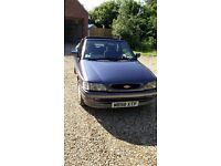 Ford Escort Convertible 1.6 1994
