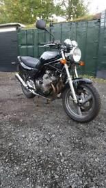 Yamaha xj600n swap ???