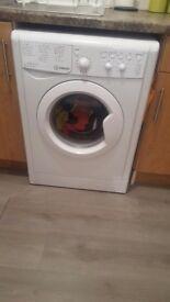 Washing machine , 70w fridge freezer ( less than 1yr old) electric cooker (4 weeks old)