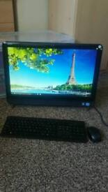 Dell 24 inch touch screen all in one computer