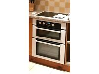 Hotpoint BU72 built under double oven