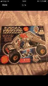 Metal mechanic model kit
