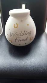 Pot of dreams wedding fund large never used unboxed