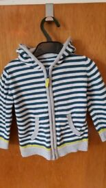 12 - 18 months Boys Hooded Top - M&S