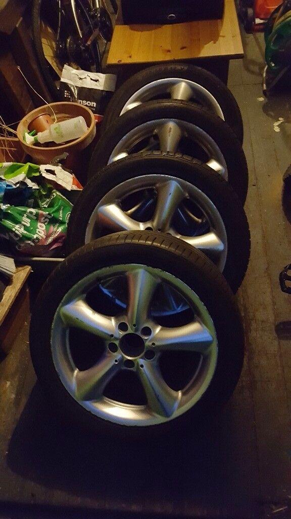 Mercedes Benz 17inch Sport Alloys