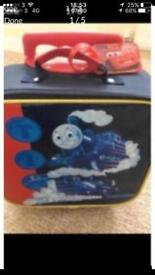 Thomas & friends pull along suitcase