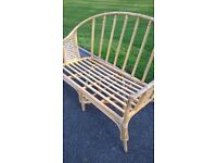 WICKER SOFA HOME OR GARDEN