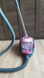 Pink vax zoom pet hoover