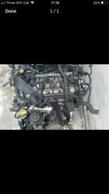 Z13DTJ 1.3 CDTI Engine Corsa D Astra Combo