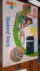Little Tikes Tikeland Track Boxed Car Track excellent condition