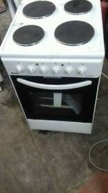 new bexel 50cm electric cooker free nn delivery 12 months warranty