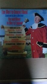 the morris concert band conducted by harry mortimer - out and about in merry england