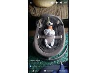 Nuna leaf swing chair / toy bar / nuna leaf wind adaptor