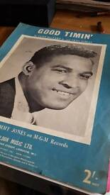 Jimmy Jones sheet music