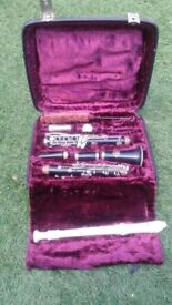 Vintage Corton by Amati Clarinet numbered 608979 in case