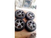 15 inch alloy wheels 4 stud