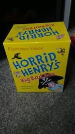 Horrid Henry s books