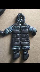 Various boys coats