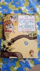 The Indispensable Calvin and Hobbes paperback