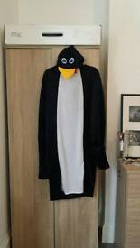 Only worn once Penguin Costume