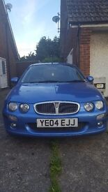 Rover 25 for sale , great condition , cheap to run and to insure