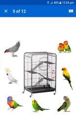 Pet Cage (birds, rats or degu)