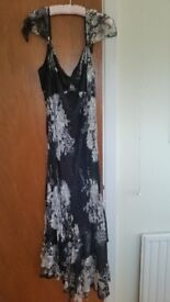 Chesca Evening Dress. Size 20. 70% Silk.
